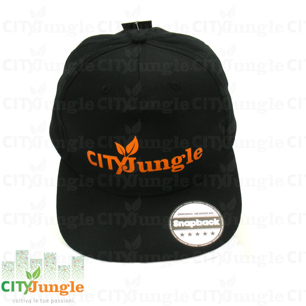 Cappellino City Jungle