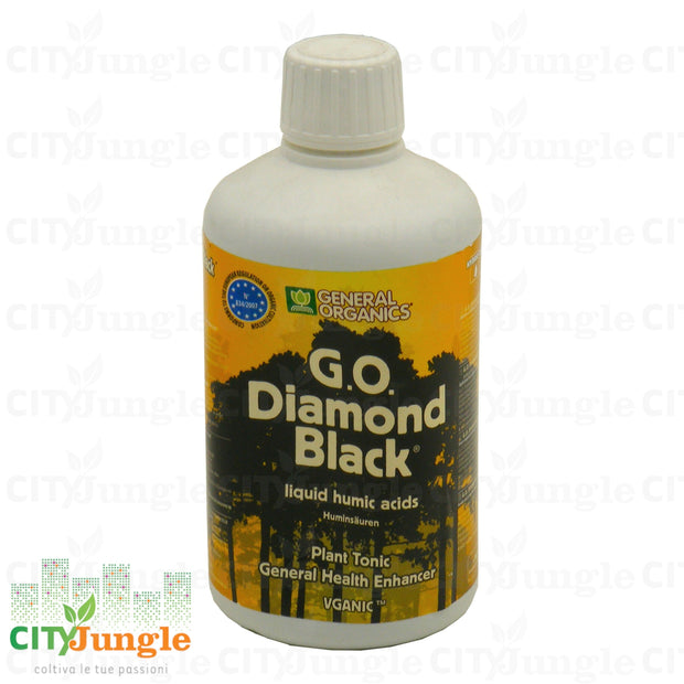G.o Diamond Black 0.5L Fertilizzante