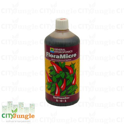 Ghe Flora Micro Softwater 0 5L Fertilizzante