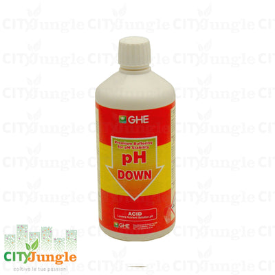 Ghe Ph Down 0 5L Fertilizzante