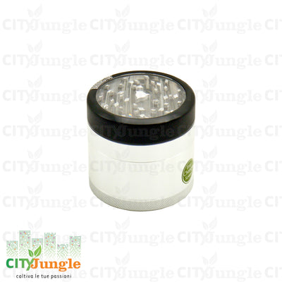 Grinder 4 Parti Clear Top Ø63Mm