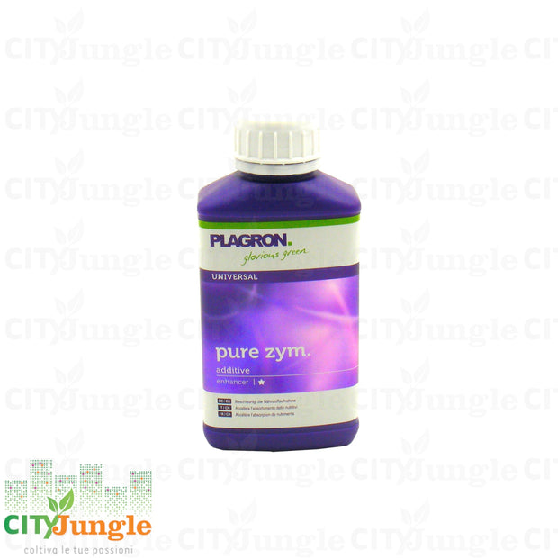 Plagron Pure Zym 100Ml Fertilizzante
