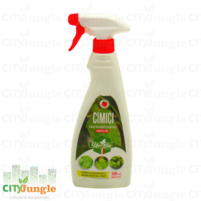 Uebio Spray Anti Cimice Fertilizzante