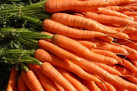 5 spring vegetables you should be eating carrot