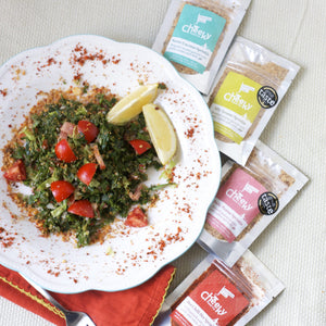 Gift for Vegans - Sprinkle Pouch Collection - Cheeky Food Company