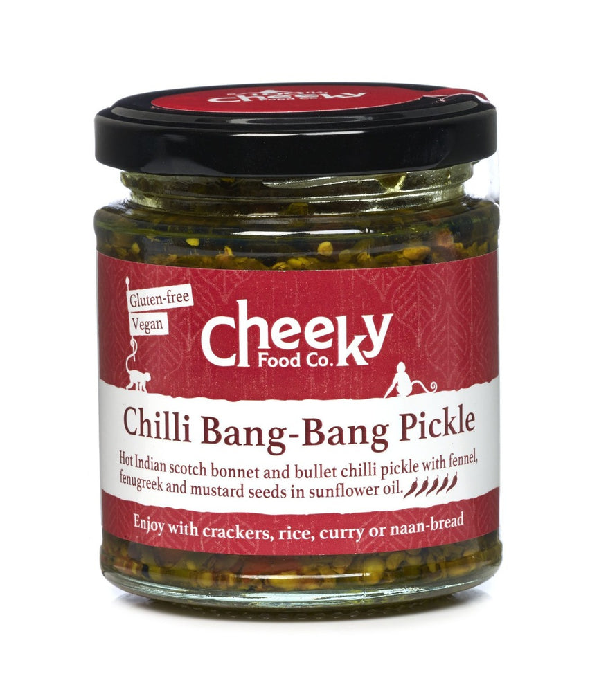 green chilli pickle Indian