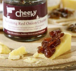indian red onion chutney