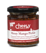 Messy Mango Pickle