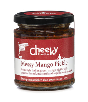 north indian mango pickle