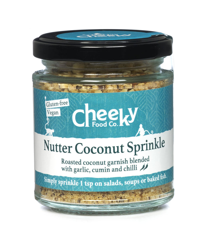 Nutter Coconut Sprinkle - Cheeky Food Company