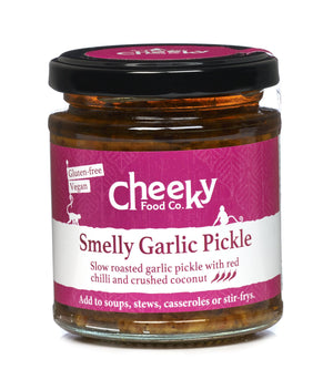 Smelly Garlic Pickle - Cheeky Food Company