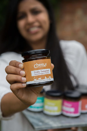 Load image into Gallery viewer, Tickly Tamarind Chutney - Cheeky Food Company