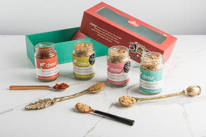 Vegan Sprinkles Gift Set - Cheeky Food Company
