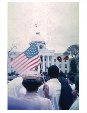 Photographs from the final day of the Selma-Montgomery March by Wayne Levin