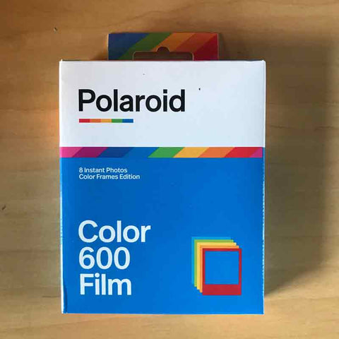 Polaroid COLOR 600 Color Frames Film