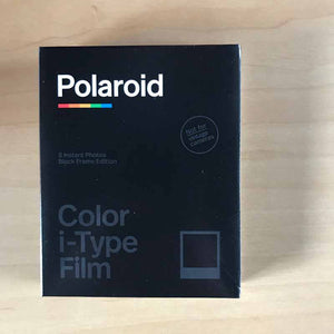 Polaroid COLOR i-Type Black Frame Edition