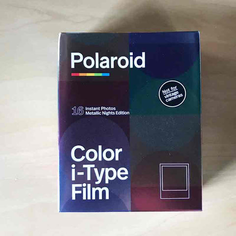Polaroid COLOR i-Type Metallic Nights Edition 16