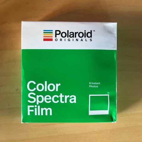 Polaroid COLOR Spectra