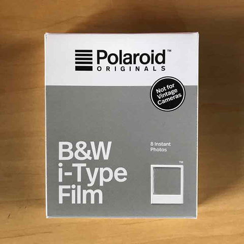 Polaroid BW i-Type Film