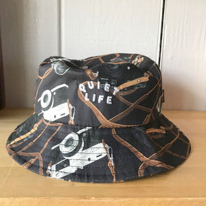 QL Camera Strap Cap & Bucket Hat