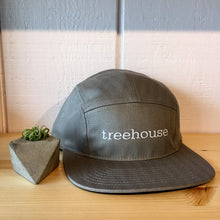 Load image into Gallery viewer, Treehouse Thin 5-Panel Cap