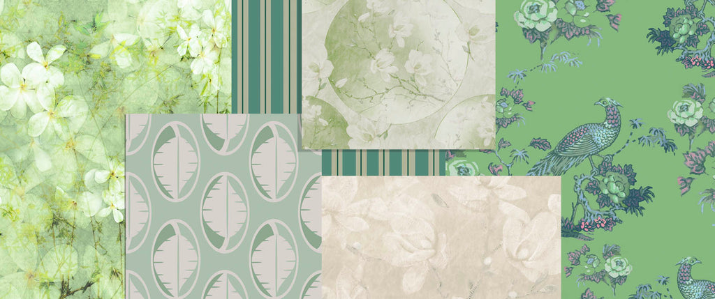 Wall-Coverings for Care Homes by ATADesigns