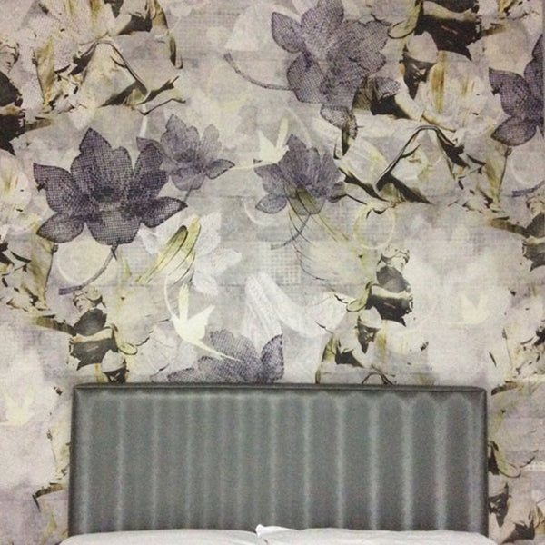 Among Angels Wallpaper Design by ATADesigns at Chelsea House Hotel - London