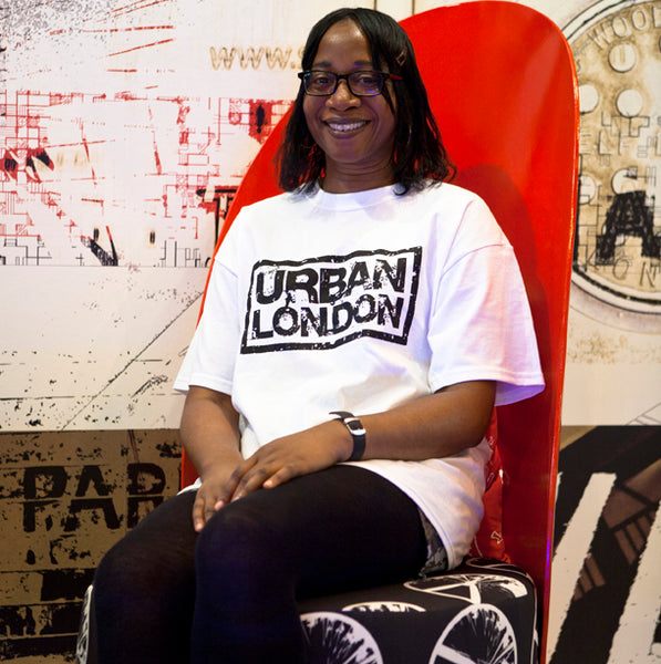 Annette Taylor-Anderson (ATADesigns) - Urban London Project at 100% Design Exhibition - London
