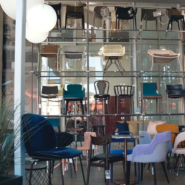 Inside Out Contracts Showroom