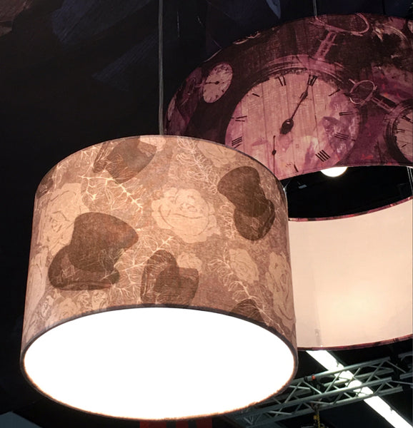 Designs by ATADesigns on HP Stand at Heimtextil 2018 in Association with Trendease International