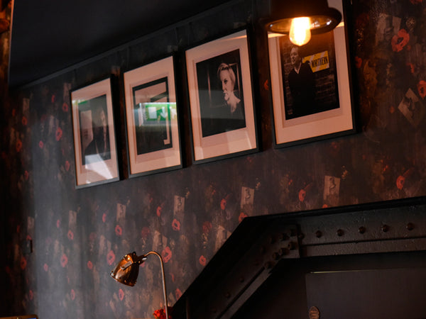 Dog N Watch Wallpaper by ATADesigns and Arka Chergui at The Albert Square Chop House Manchester
