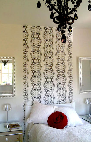Empress Wallpaper by ATADesigns in Residential Project.