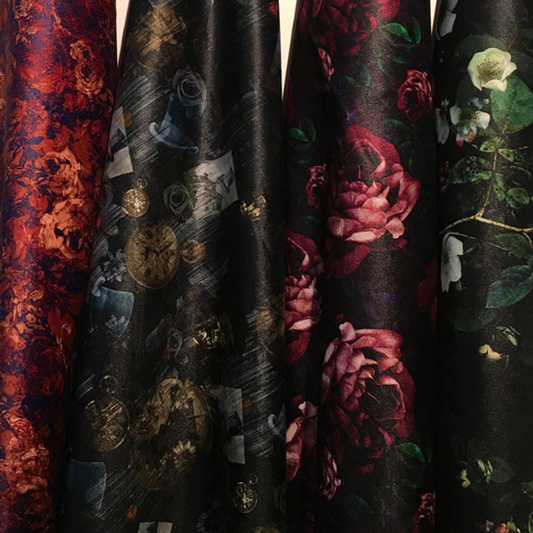 Fabric Designs by ATADesigns at the Surface Design Show 2019