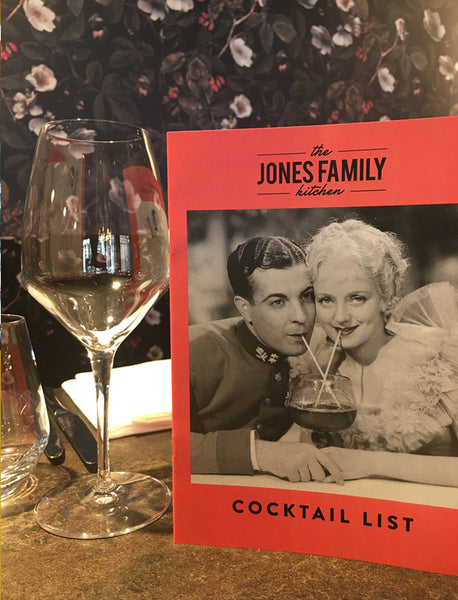 The Jones Family Kitchen Bar and Restaurant - London