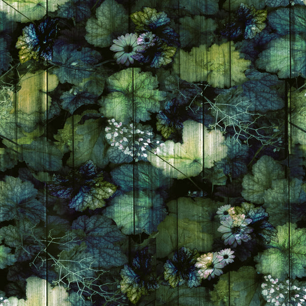 Regents Foliage Wallpaper Design by ATADesigns at The Half Moon Pub - Herne Hill - London - Ineriors by Concorde BGW