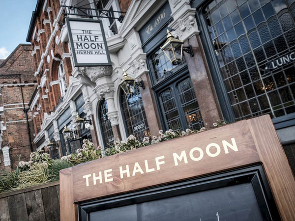 The Half Moon Pub - Herne Hill - London