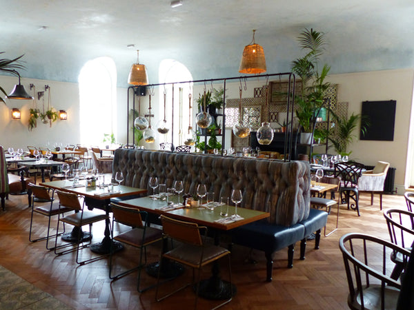 The Half Moon - Herne Hill - Interiors by Concorde BGW