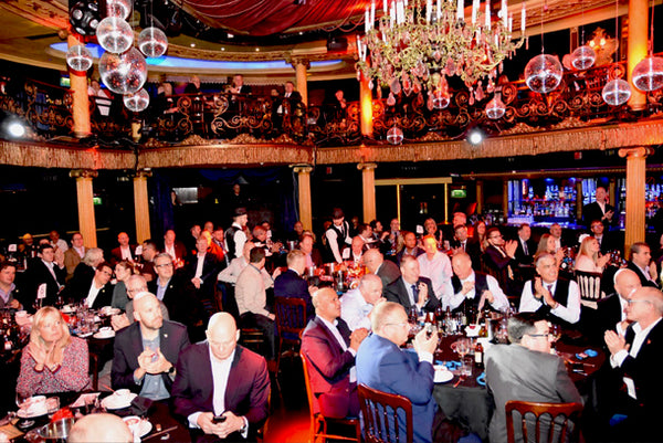 The Print Solutions Awards Held at The Cafe De Paris in London. Hosted by Earth Island Publishing