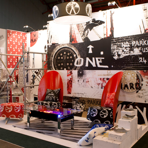 Featuring the Urban London Project at 100% Design Exhibition - London