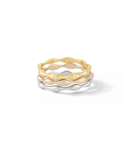 Raindrop Stackable Ring