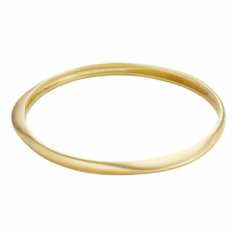 Thick Halo Bangle