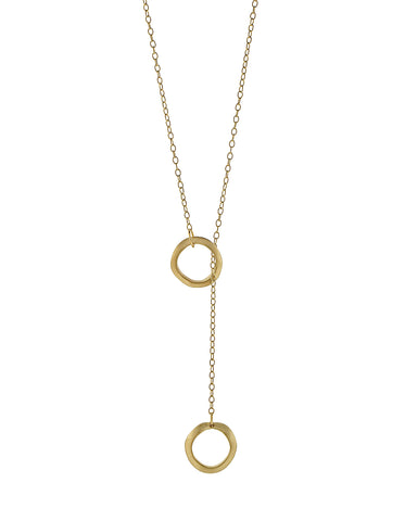 Canyon Lariat Necklace