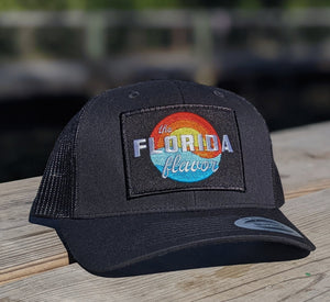 EBB & FLOW Black Out Hat