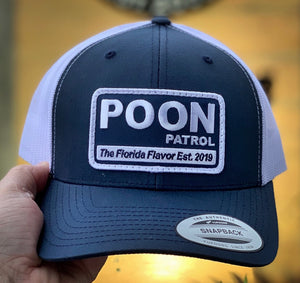 POON PATROL Patch Hat