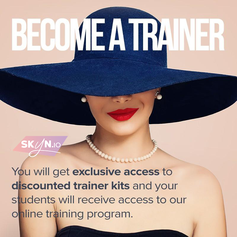 Become A Skyn Trainer