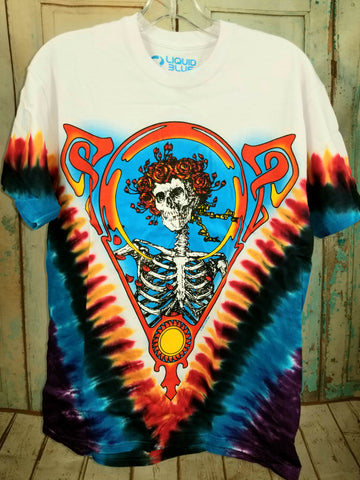 GRATEFUL DEAD Bertha Vdye Tie-Dye T-Shirt