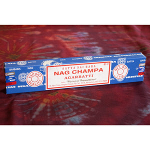 15 gram Satya Nag Champa - Cali Kind Clothing Co.