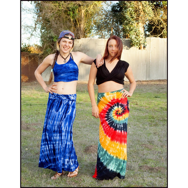 A-Line Maxi Skirt - Cali Kind Clothing Co.