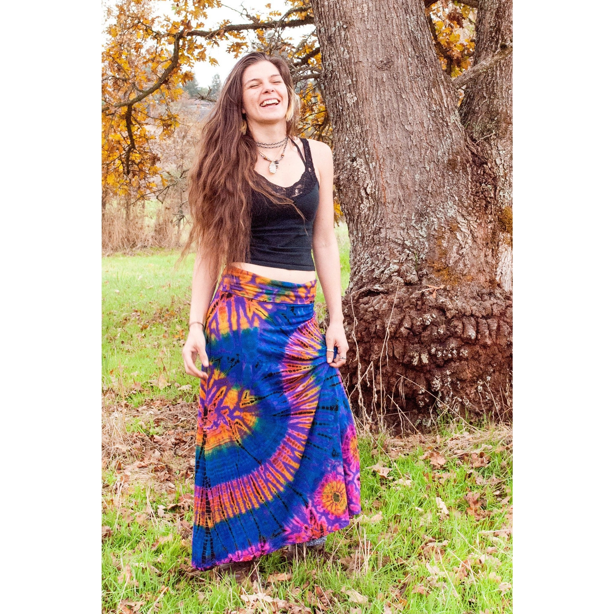 Mudd Mee Maxi Skirt - Cali Kind Clothing Co.