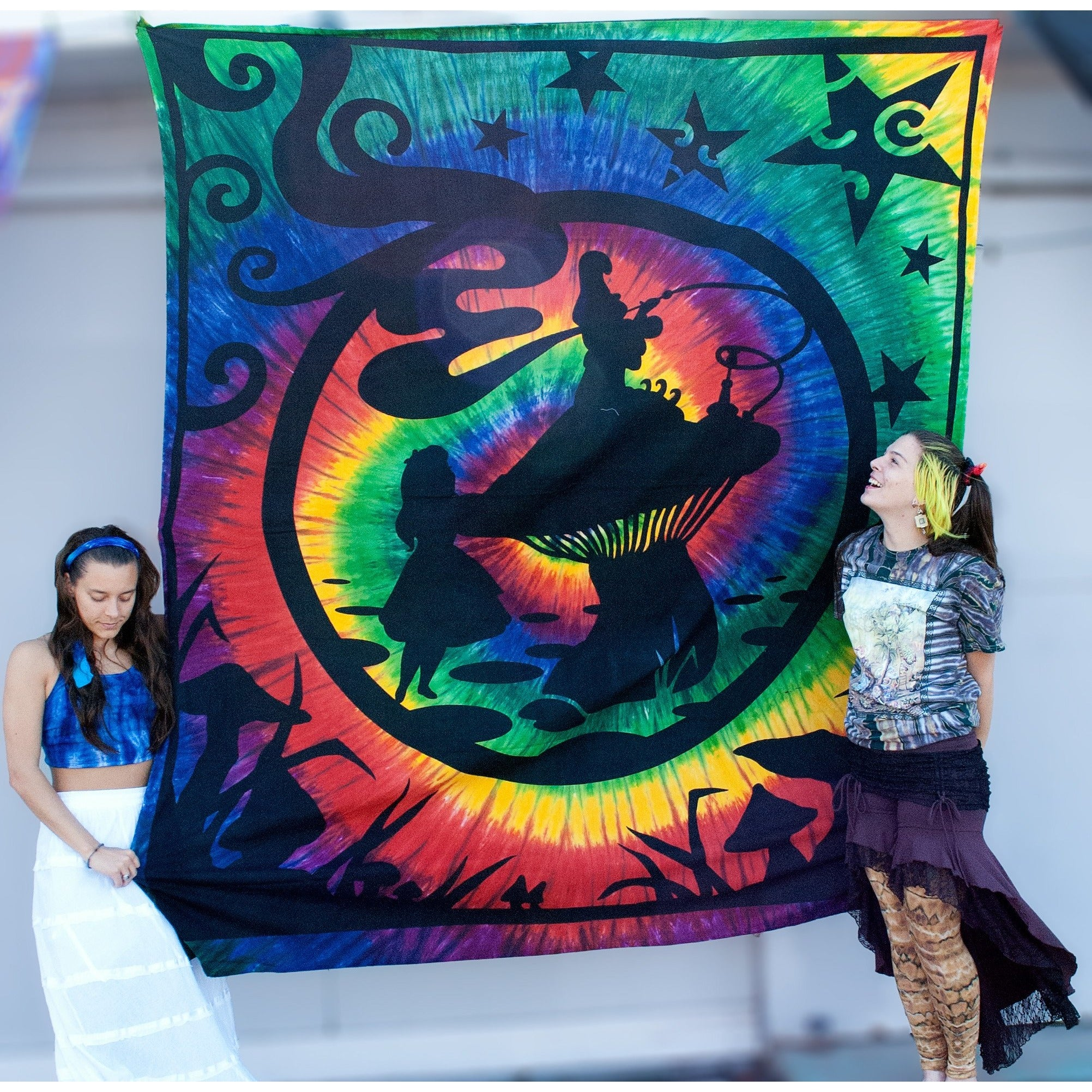 Alice and The Caterpillar Double Tapestry - Cali Kind Clothing Co.